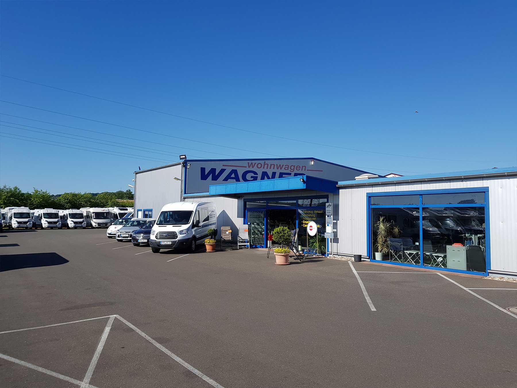 Wohnwagen Wagner – Ihr Fachhändler für Wohnwagen, Reisemobile und ...